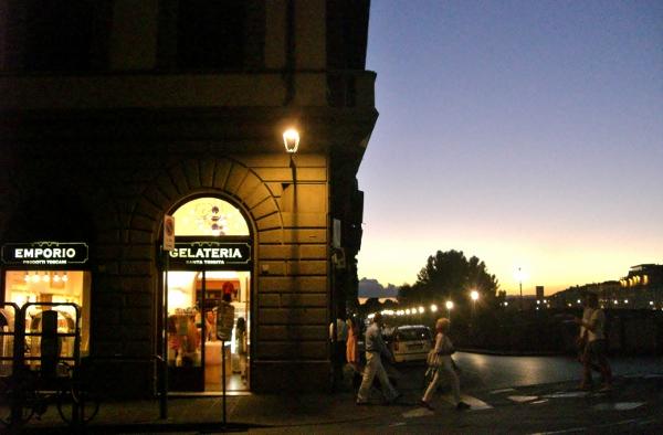 イタリアの夜