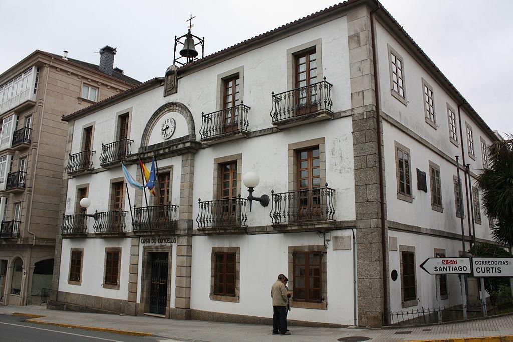 アルスーアの自治体庁舎