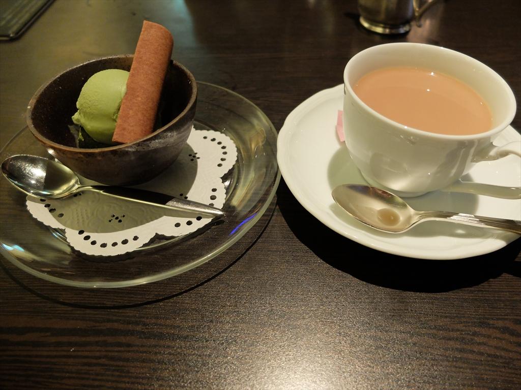和風デザート_食後のお飲み物