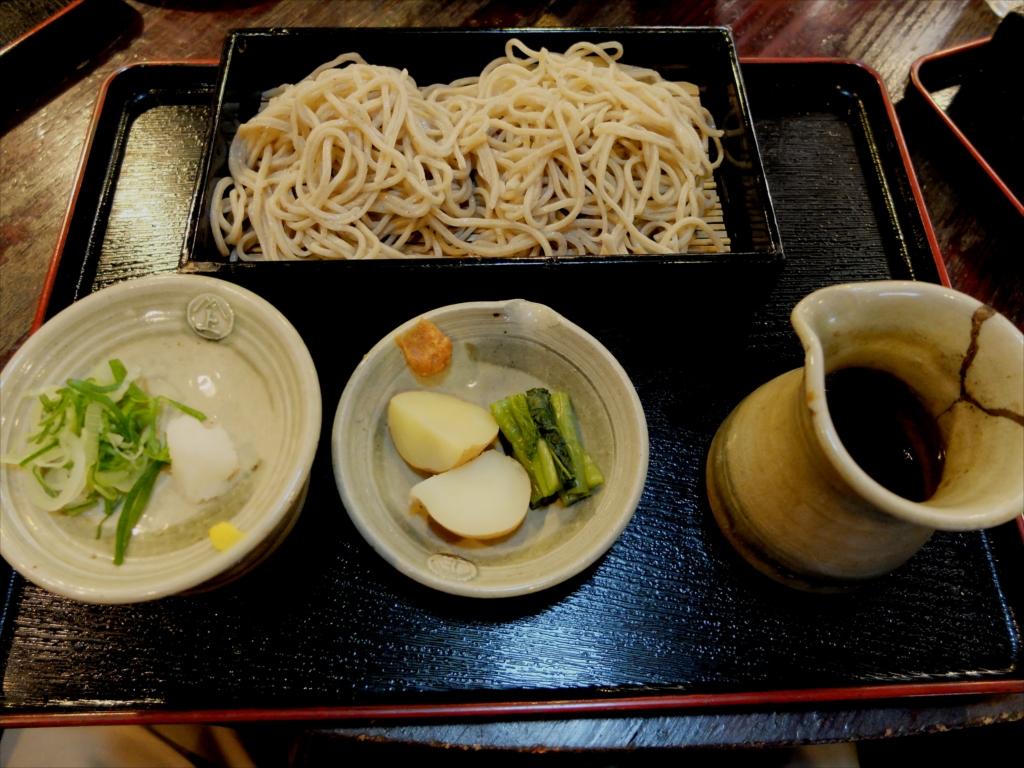蕎麦屋『そば七』_5