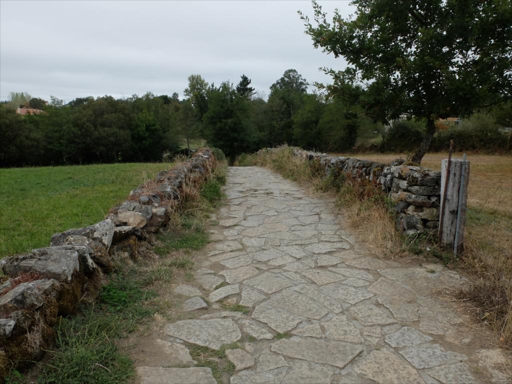 レボレイロの出口にある中世の石橋_1