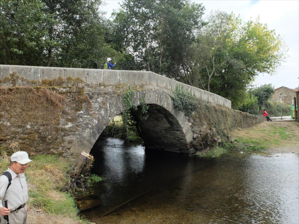 リバディソのこの橋もまた中世の橋だ_1