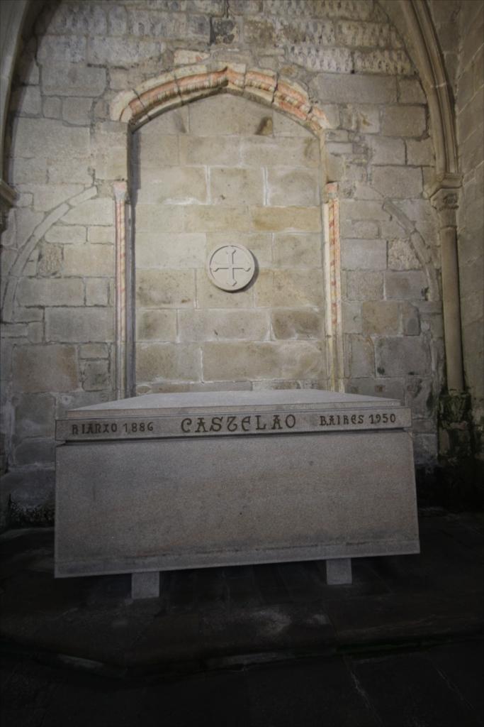 アルフォンソ・カステラオの柩