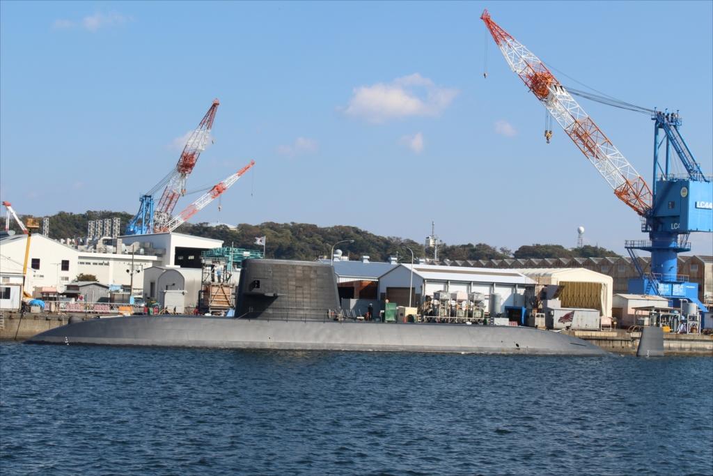 海上自衛隊の潜水艦_3