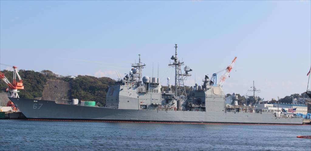 ミサイル巡洋艦 CG67 SHILOH_3
