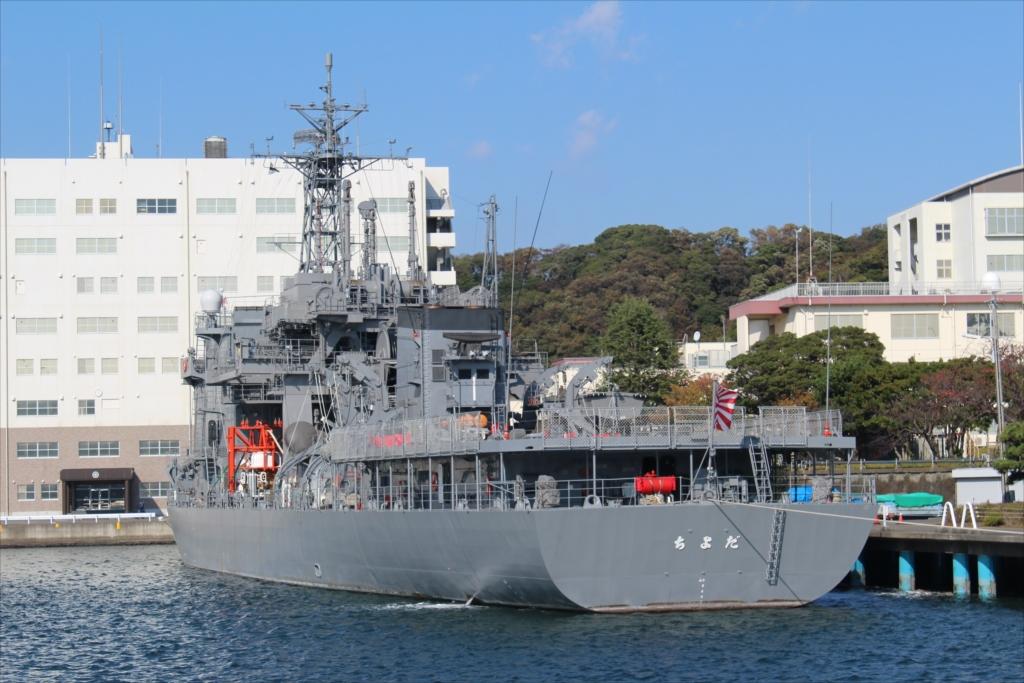 潜水艦救難母艦 AS-405 ちよだ_2
