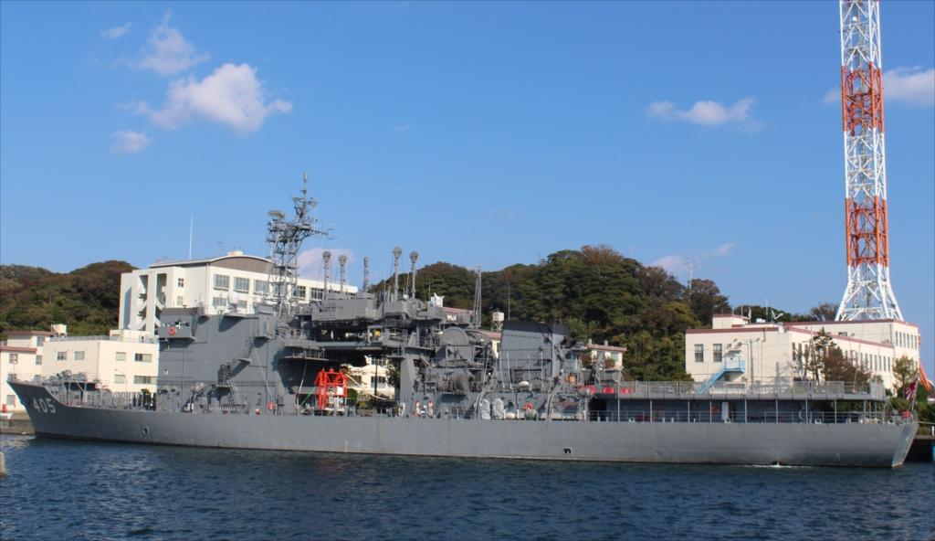 潜水艦救難母艦 AS-405 ちよだ_4