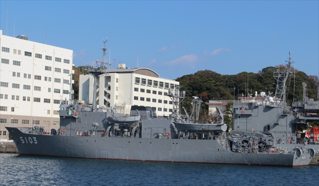 海洋観測艦 AGS-5103 すま_3