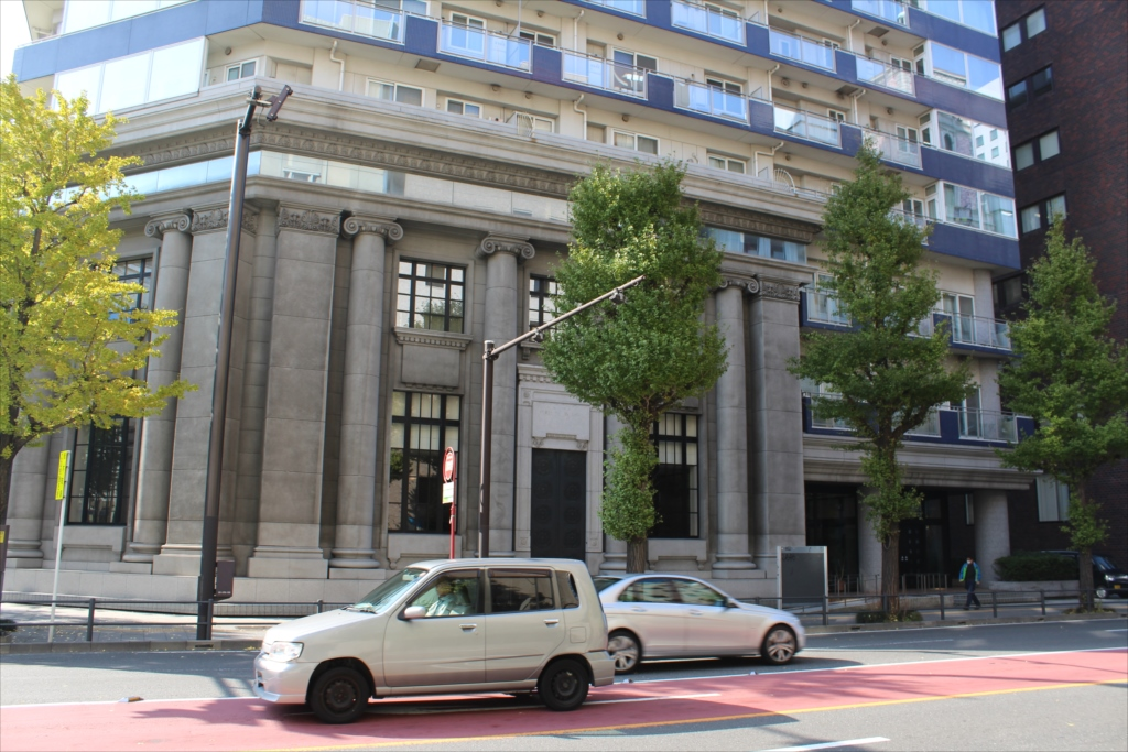 旧東京三菱銀行横浜中央支店_1