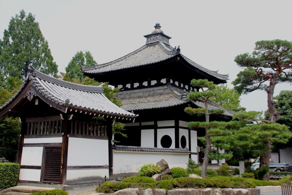 東福寺殿鐘楼と経蔵