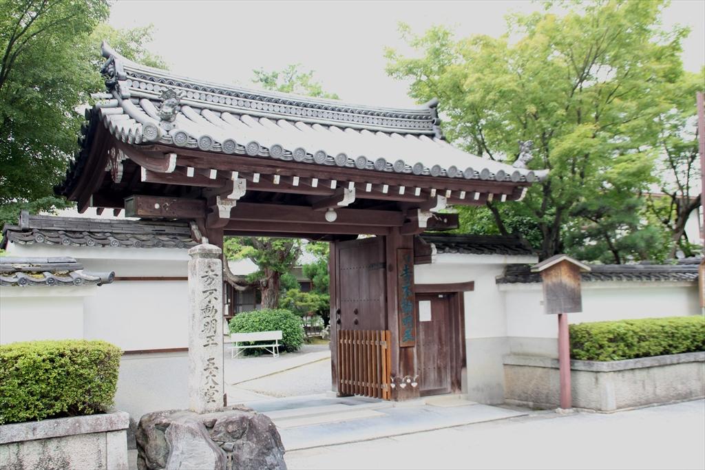 東福寺の塔頭、同聚院_2