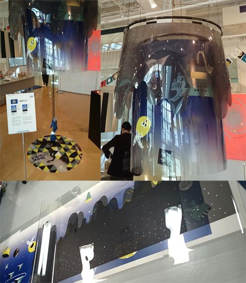 印刷EXPO2014_日比野さん