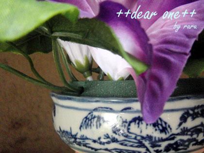 造花アレンジ130827_5