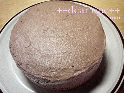 チョコレートケーキ130922_2