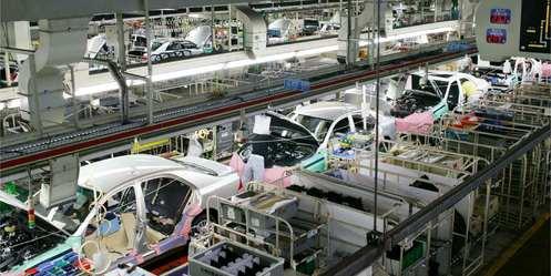 主要国自動車生産台数