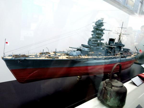 戦艦長門模型