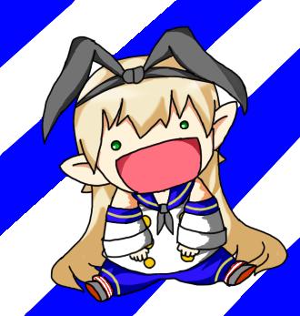 島風妖精さん