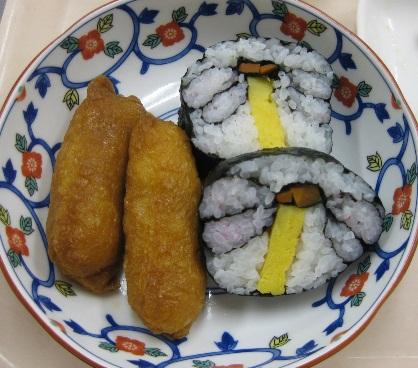 20131028 千の音巻き寿司(とんぼ)