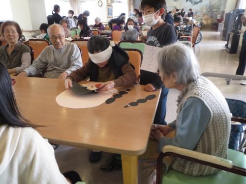 20131118 小牧台 小学生交流会1