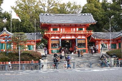 八坂神社①
