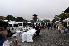 東寺 露店⑥