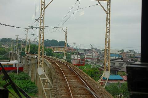 北海道新幹線列車駅10