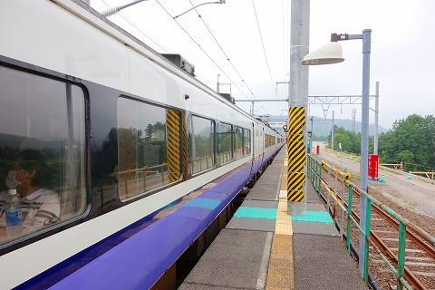 北海道新幹線列車駅18