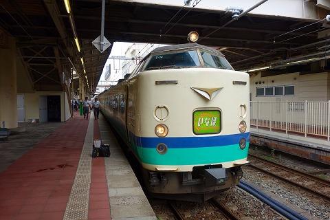 北海道新幹線列車駅2