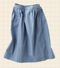 スカート2