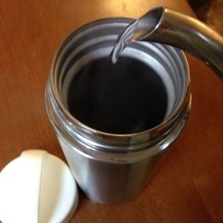 えぞ式すーすー茶簡単に淹れる