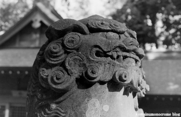 久伊豆神社(さいたま市岩槻区宮町)11