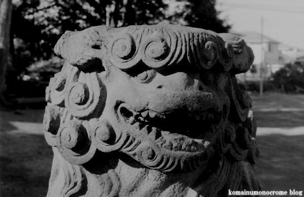 愛宕神社(さいたま市岩槻区本町)2
