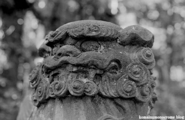 久伊豆神社(さいたま市岩槻区宮町)13