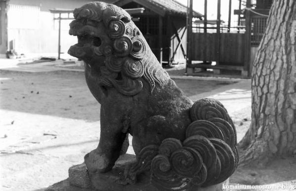 秋葉神社(さいたま市岩槻区仲町)1