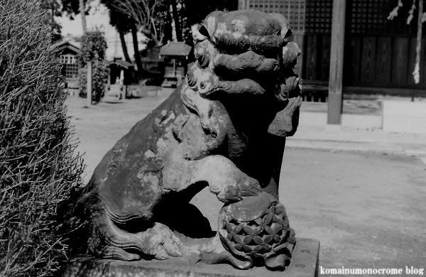 八幡神社(さいたま市岩槻区尾ケ崎)3
