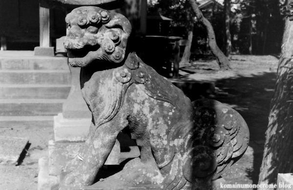 鷲宮神社(さいたま市岩槻区末田)1