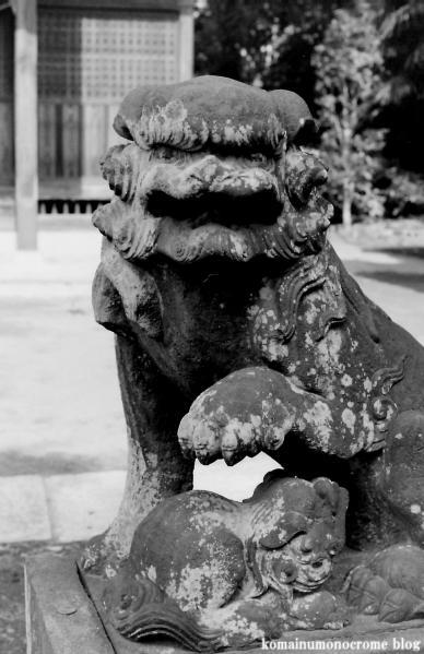 八幡神社(さいたま市岩槻区尾ケ崎)2