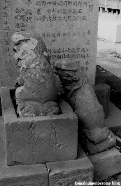 黒谷久伊豆神社(さいたま市岩槻区黒谷)2