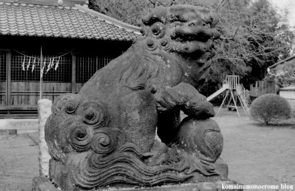 久伊豆神社(さいたま市岩槻区村国)3