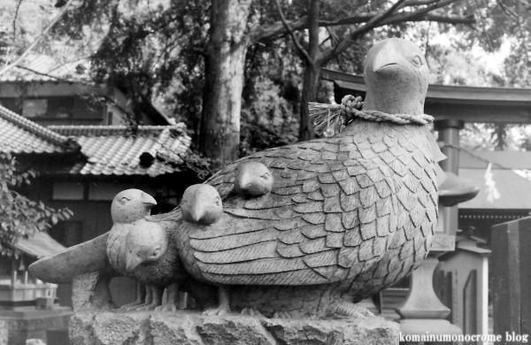 大谷場氷川神社(さいたま市南区南本町)4
