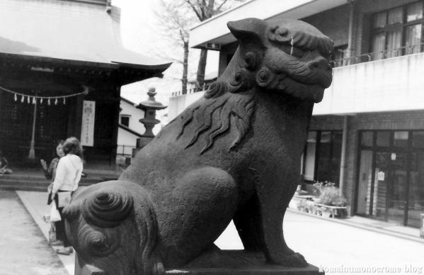 下落合氷川神社(さいたま市中央区下落合)3