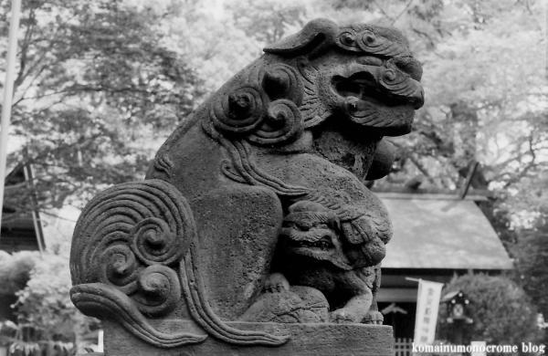 本太氷川神社(さいたま市浦和区本太)3