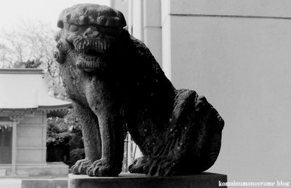 大戸氷川神社(さいたま市中央区大戸)1