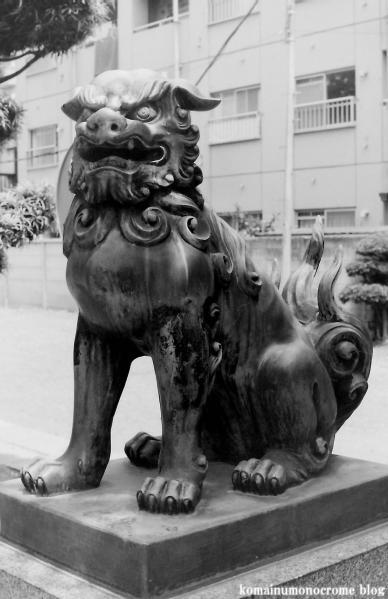 上赤塚氷川神社(板橋区成増)1