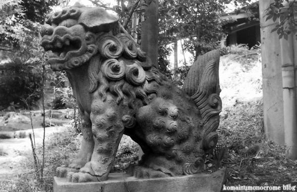 出世稲荷神社(練馬区旭町)1