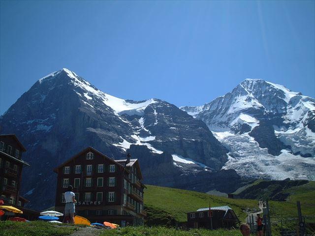 感動の大自然! スイス 私の海外渡航履歴 その14