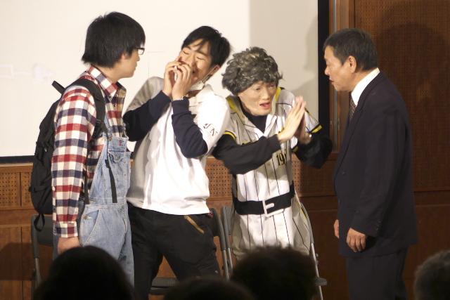 2014 蛍池公民館まつり参加公演 「振り込めば詐欺♪」