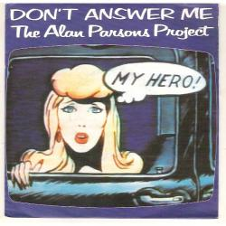 Alan Parsons Project - Dont Answer Me1