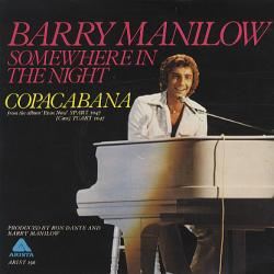 Barry Manilow - Somewhere In The Night1