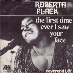 Roberta Flack - First Time Ever I Saw Your Face2